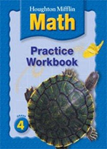 Houghton Mifflin Math: Practice Book Grade 4