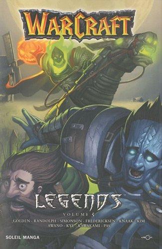 Warcraft Legends, Tome 5 : L'apprentissage d'une sorcière : 2e partie