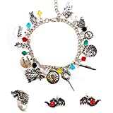 Game Of Thrones Jewelry Bracelet - Winter Is Coming, Perfect Choice For Costume, Theme Parties and Dating