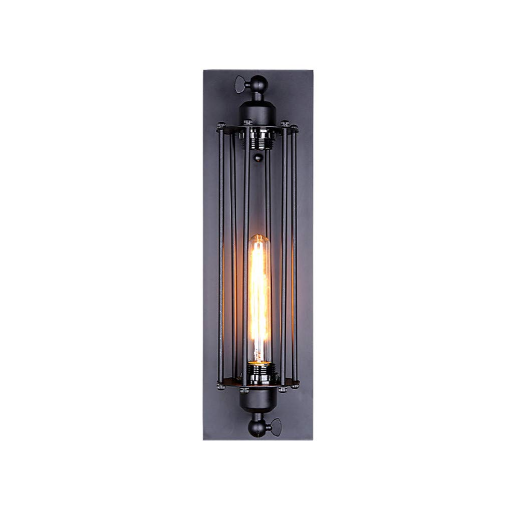 AIUSD Metal Wall Sconce Vintage Industrial Wall Lamp Home Decor Indoor and Outdoor