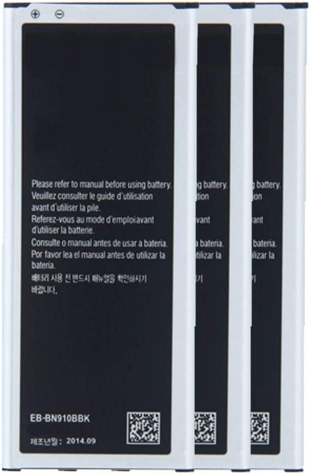 3batteries FrontTech 3220mAh OEM Battery+Charger for Samsung ...