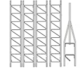 Rohn 25G Series 50' Basic Tower Kit