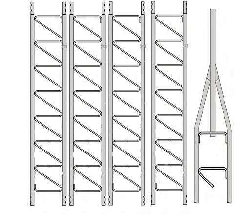 Rohn 25G Series 50' Basic Tower Kit by ROHN