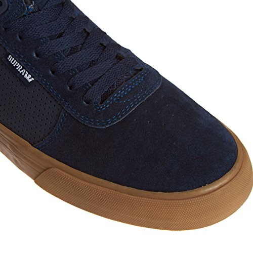 Navy Nero Supra Ellington S27502 Men Sneakers Uomo Shoes 44 Scarpe Vulc Gum w61qRRU
