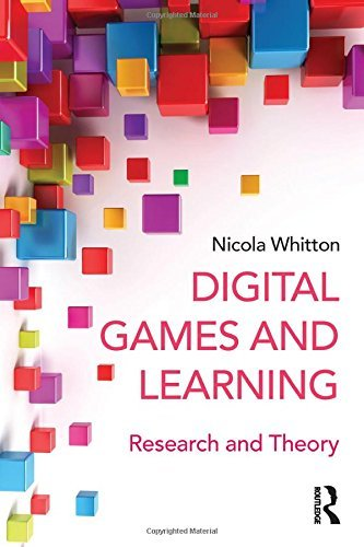 Digital Games and Learning: Research and Theory by Whitton Nicola (2014-03-28) Paperback