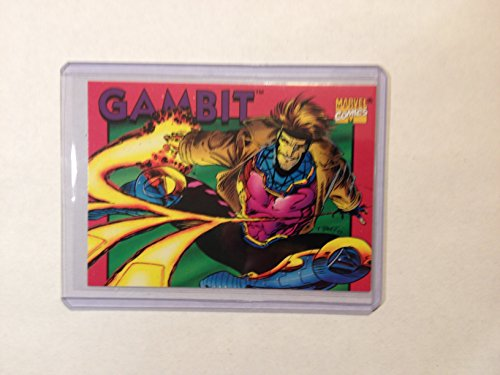 crunch-n-munch-2nd-edition-marvel-card-gambit-1994