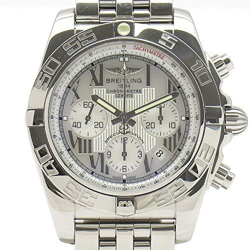 pretty nice d8444 ebfab Amazon | (ブライトリング)BREITLING 腕時計 クロノマット44 ...