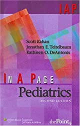 In A Page Pediatrics (In a Page Series)