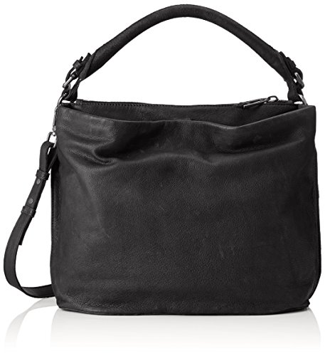 Marc O'Polo Eight - Shoppers y bolsos de hombro Mujer Negro (Black)