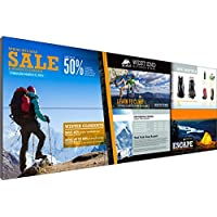 Planar Clarity Matrix 55-Inch Screen LED-Lit Monitor (997-8694-00)