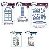 Sue Wilson Kinetics Die & Stamp Collection - Window/Door