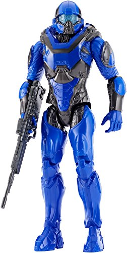 "Halo 12"" Spartan Athlon Blue Team Figure"