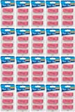 PaperMate Pink Pearl Premium Medium Rubber Eraser, 3-Count (Set of 20 Packages)