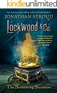 Lockwood & Co.:  The Screaming Staircase
