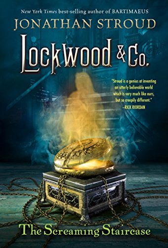 Lockwood & Co.:  The Screaming Staircase by [Stroud, Jonathan]