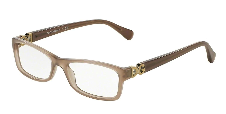 6a22c54f685 Amazon.com   Dolce   Gabbana DG 3228 Eyeglasses   Clothing