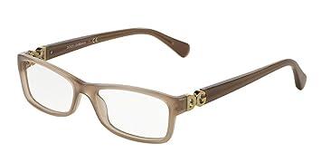 522fa45a25ee Amazon.com : Dolce & Gabbana DG 3228 Eyeglasses : Clothing