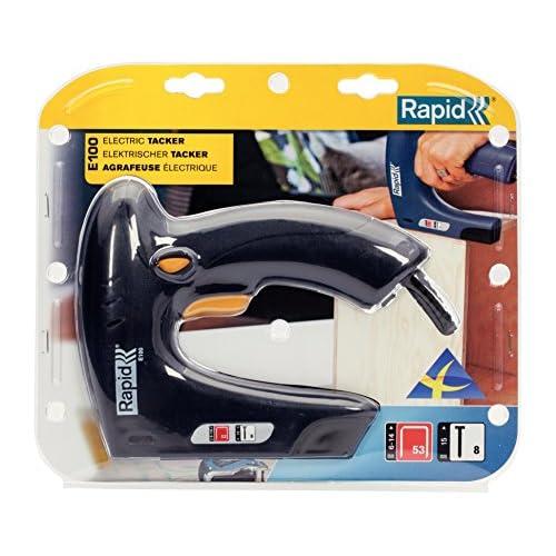 Le ÉlectriqueGrande Good Good CapacitéPour Rapid5000578Agrafeuse Yf7yIb6vgm