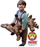 Safari Plush Costume Stegosaurus- One Size
