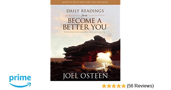 Daily Readings From Become A Better You Devotions For Improving