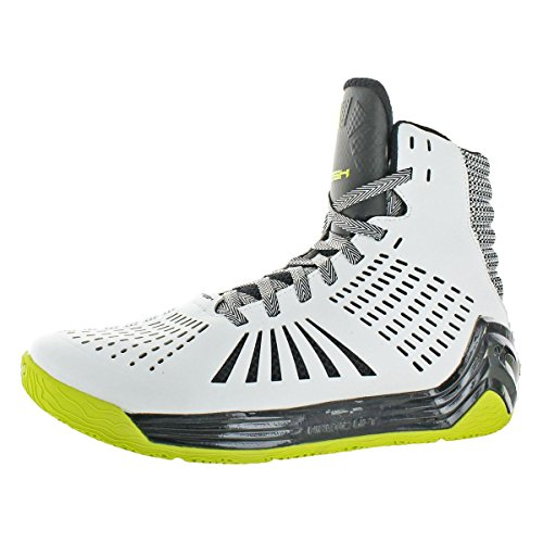Tesh Trigger Men White Basketball Shoe – DiZiSports Store