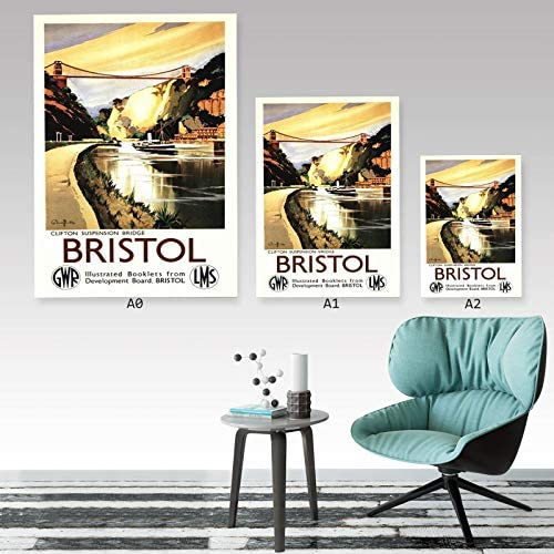 satin impression couleur grandes affiches A0 A1 A2 A3 Gloss service Poster Imprimé