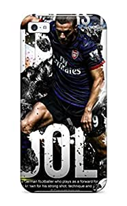 Forever Collectibles Lukas Podolski Hard Snap-on Iphone 5c Case by runtopwell