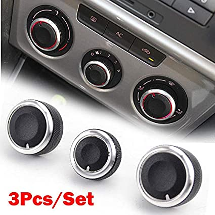 amazon com ac switch knob cover,air condition heater contril knobCar Air Conditioning Conditioner Knob Control Button For Volkswagen Vw #10