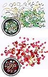 Nail Art Rhinestones Nail Crystals Gems