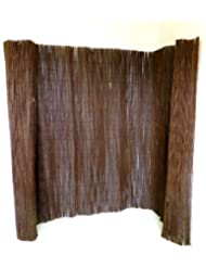 Master Garden Products Willow Fence Screen, 6 by 14-Feet