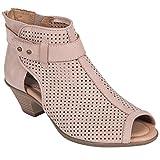 Earth Shoes Intrepid Women's Blush 9.5 Medium US