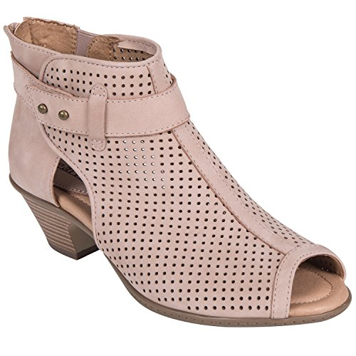 Earth Shoes Intrepid Women's Blush 9 Medium US