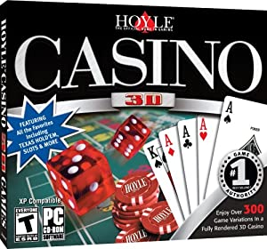 HOYLE Casino 3D (Jewel Case) from Encore