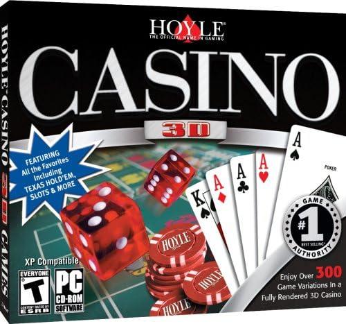 Amazon Com Hoyle Casino 3d Jewel Case Software