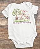 Mommy and Me My First Mother's Day Woodland Theme Bodysuit - Mother's Day Baby Outfit 3 to 6 Months