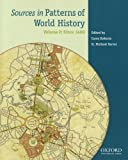 Sources in Patterns of World History - Since 1400 9780199846184