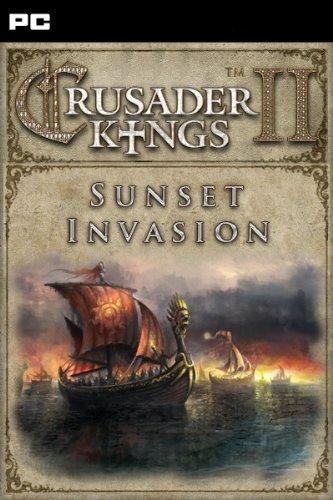 Crusader Kings II: Sunset Invasion [Online Game Code]