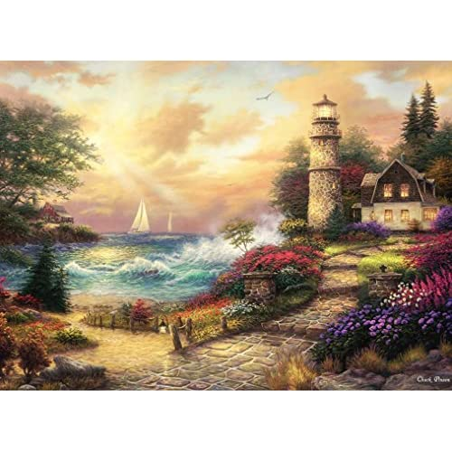 Grafika Puzzle 300 pièces - Chuck Pinson - Seaside Dreams
