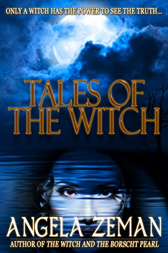 Tales of the Witch by [Zeman, Angela]