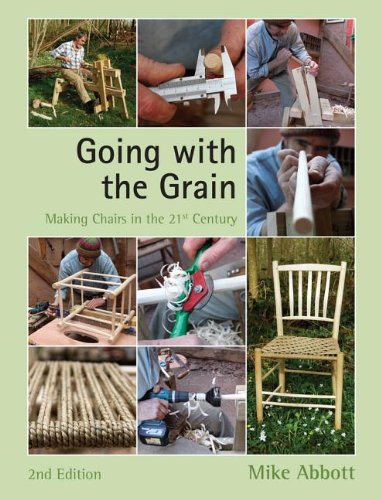 Going with the Grain: Making chairs in the 21st century, 2nd Edition by imusti