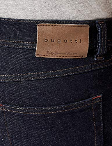 Bugatti 16640 Homme Coupe Bleunavy 390 R 3280d Jeans Droite bfmY7gI6yv