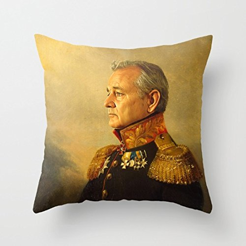 bill-murray-replaceface-throw-pillow-cover-cotton-linen-18-x-18-inch