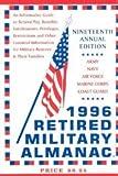 Retired Military Almanac, Sol Gordon, 1888096535