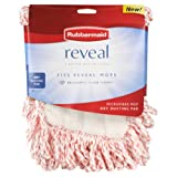 Rubbermaid 1M20 Reveal Mop Dry Dusting Cleaning Pad