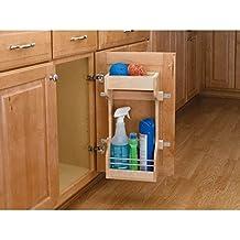 Rev-a-Shelf Door Storage Cleaning Organizer