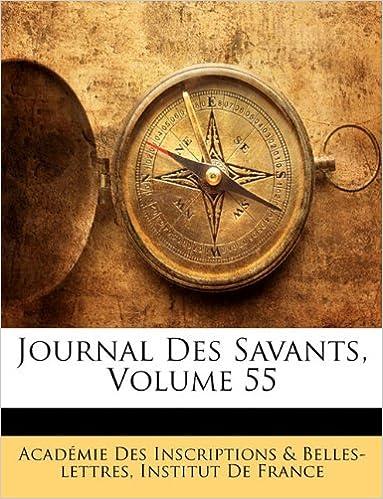 E-kirjat, joissa on ilmainen äänilataus Journal Des Savants, Volume 55 (French Edition) PDF iBook