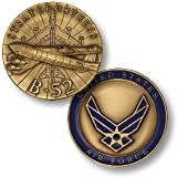 Northwest Territorial Mint B-52 Stratofortress Challenge Coin