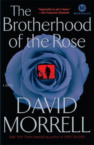 Book cover for The Brotherhood of the Rose