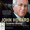 Lazarus Rising Audiobook by John Howard Narrated by John Howard