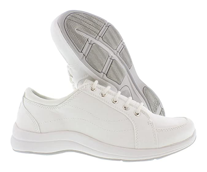 Free Lance Tie Ltt Womens Shoes Size US 9.5, Regular (B, M) Width, Color Beige/White Rykä